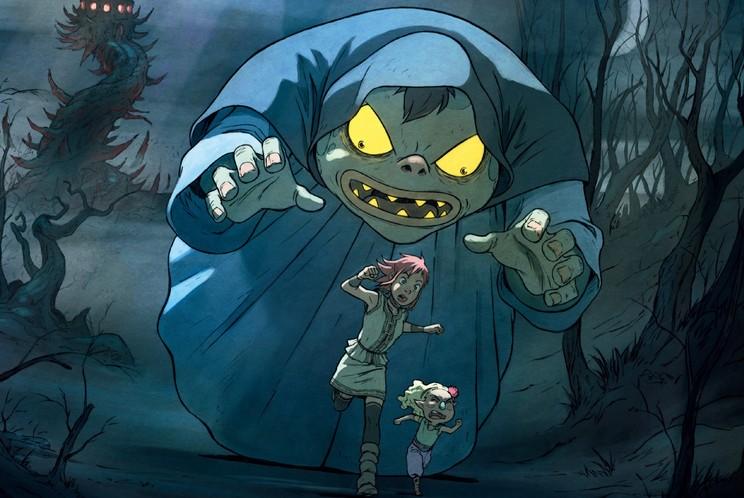 海外コミック専門販売サイト「コミックカタパルト」が人気BD作品『ミロの世界』をリリース