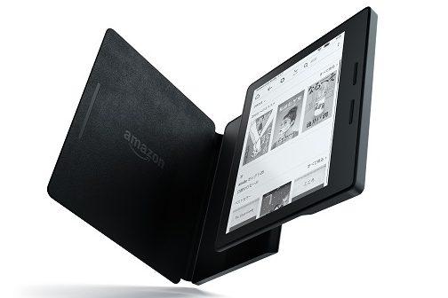 史上最軽量&長時間駆動の新型Kindle 「Oasis」、2016年4月27日発売